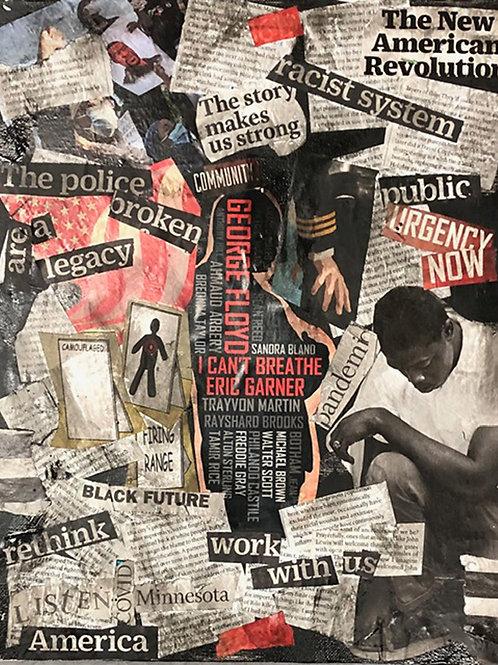Trevino - George Floyd - Racial Injustice