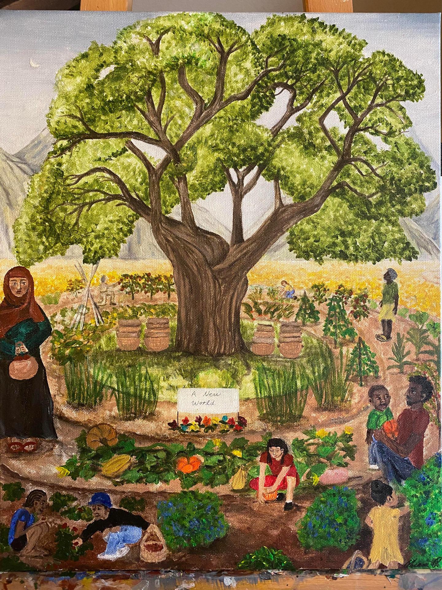 Garden of Eatin'