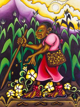Sembrando Dedos | Planting Toes