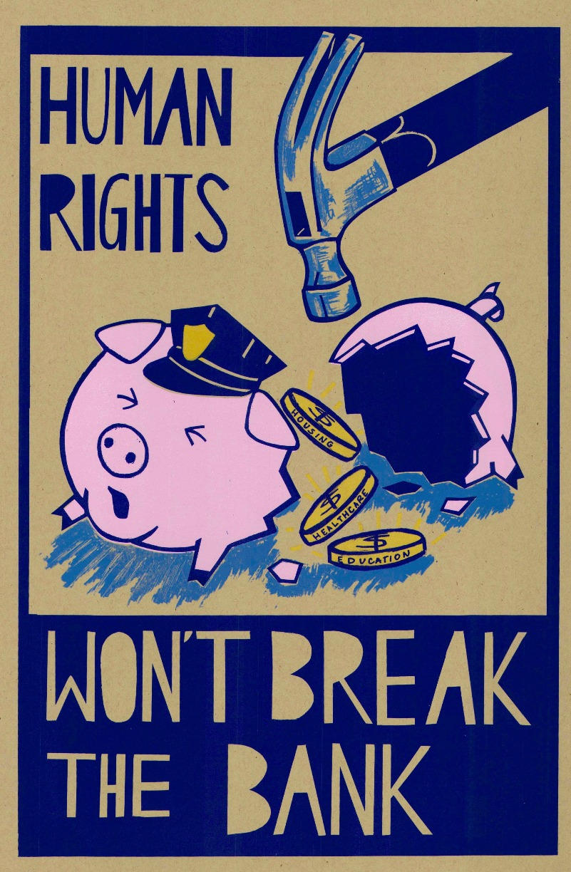 Human Rights Won't Break the Bank