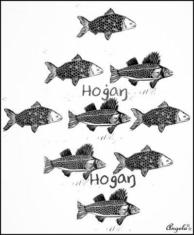 "Two Stars, Angela  |  ""Hogan"""