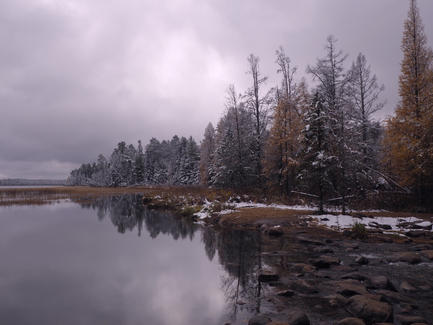 Silence at the Headwaters