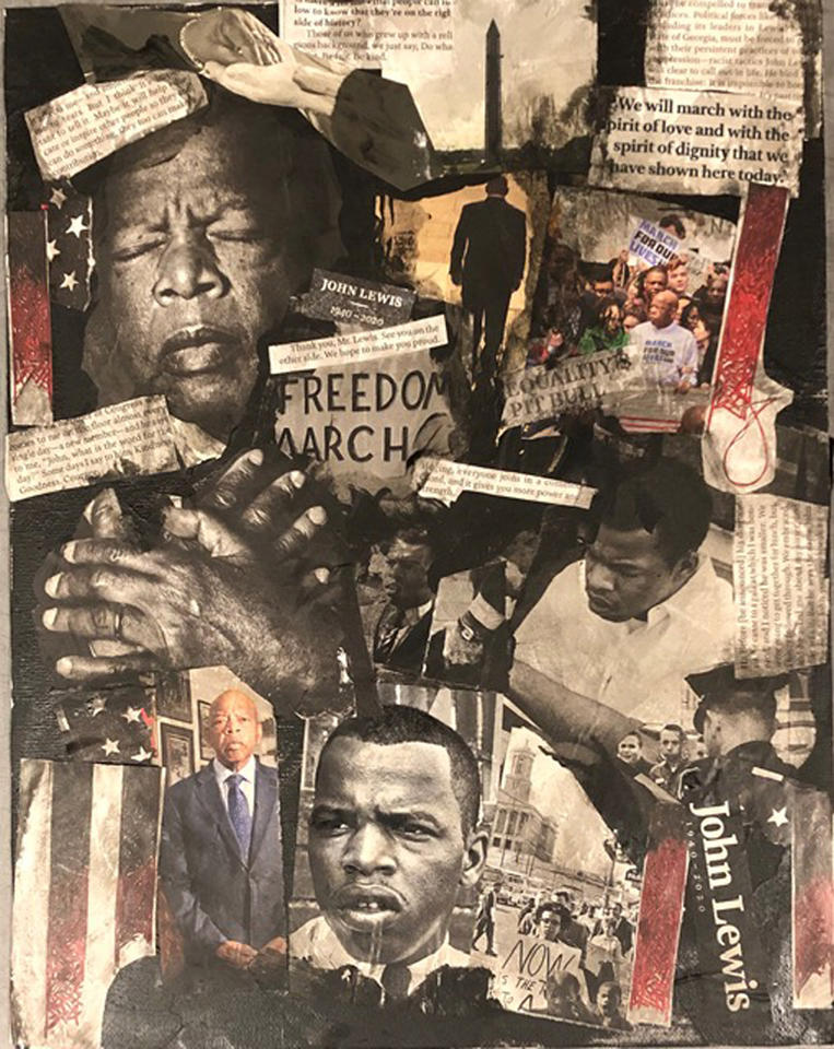 John Lewis- Leader for Peace and Freedom