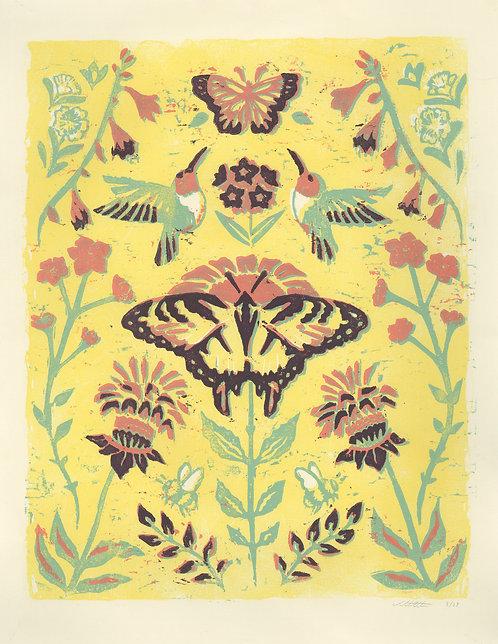 "Rotstein, Violeta     ""Pollinators Garden"""