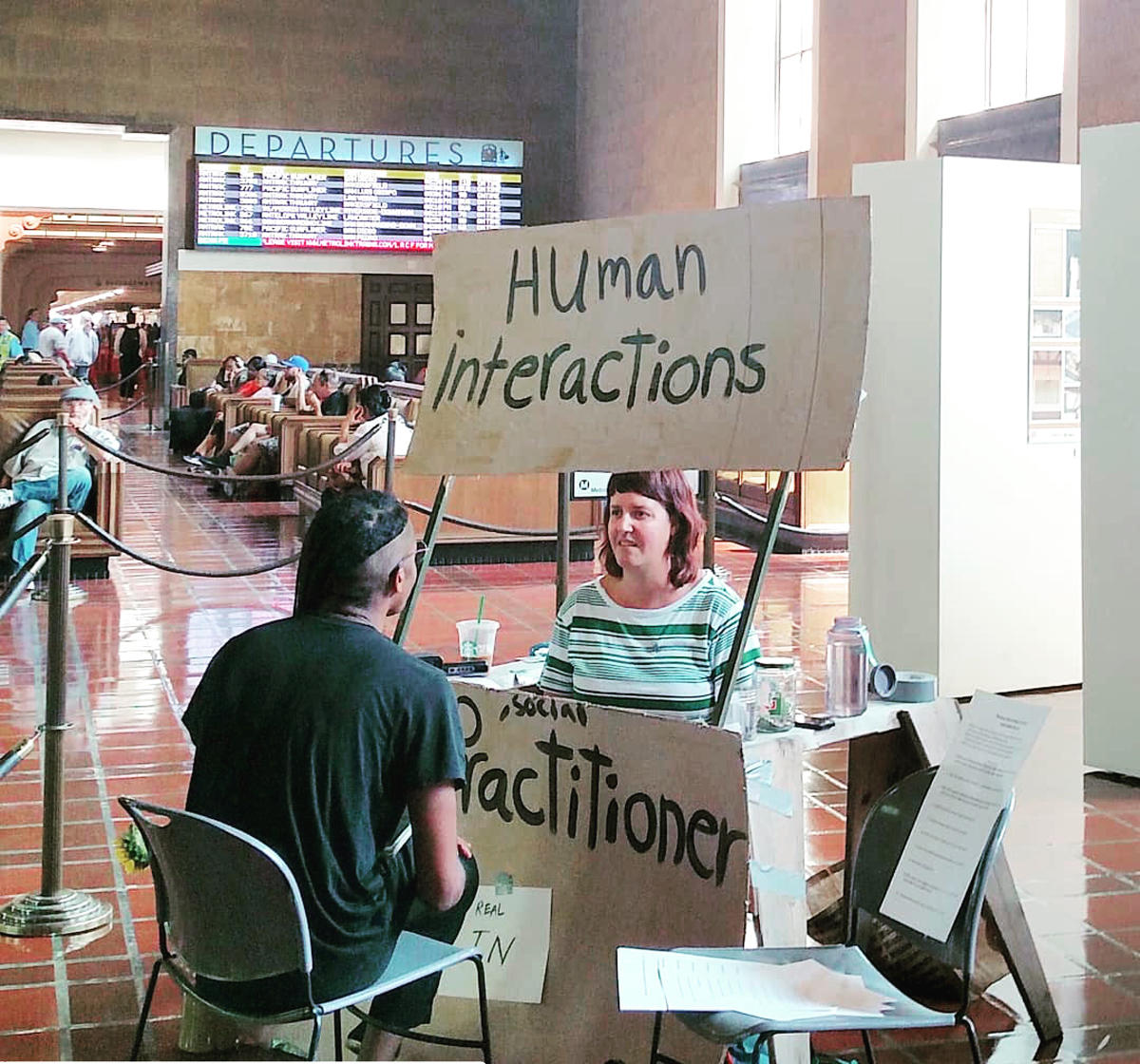 Human Interactions 5 Cents
