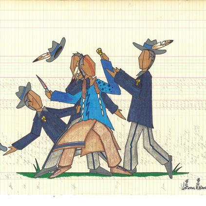Assassination of Sitting Bull
