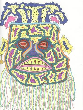 Spirit Mask 005