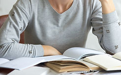 portrait-of-yawning-student-girl-at-the-