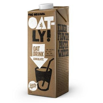 Oatly Chocolate Drink - 1ltr