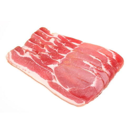 Unsmoked Back Bacon - 560g