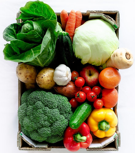 Fruit, Veg and Dairy Box