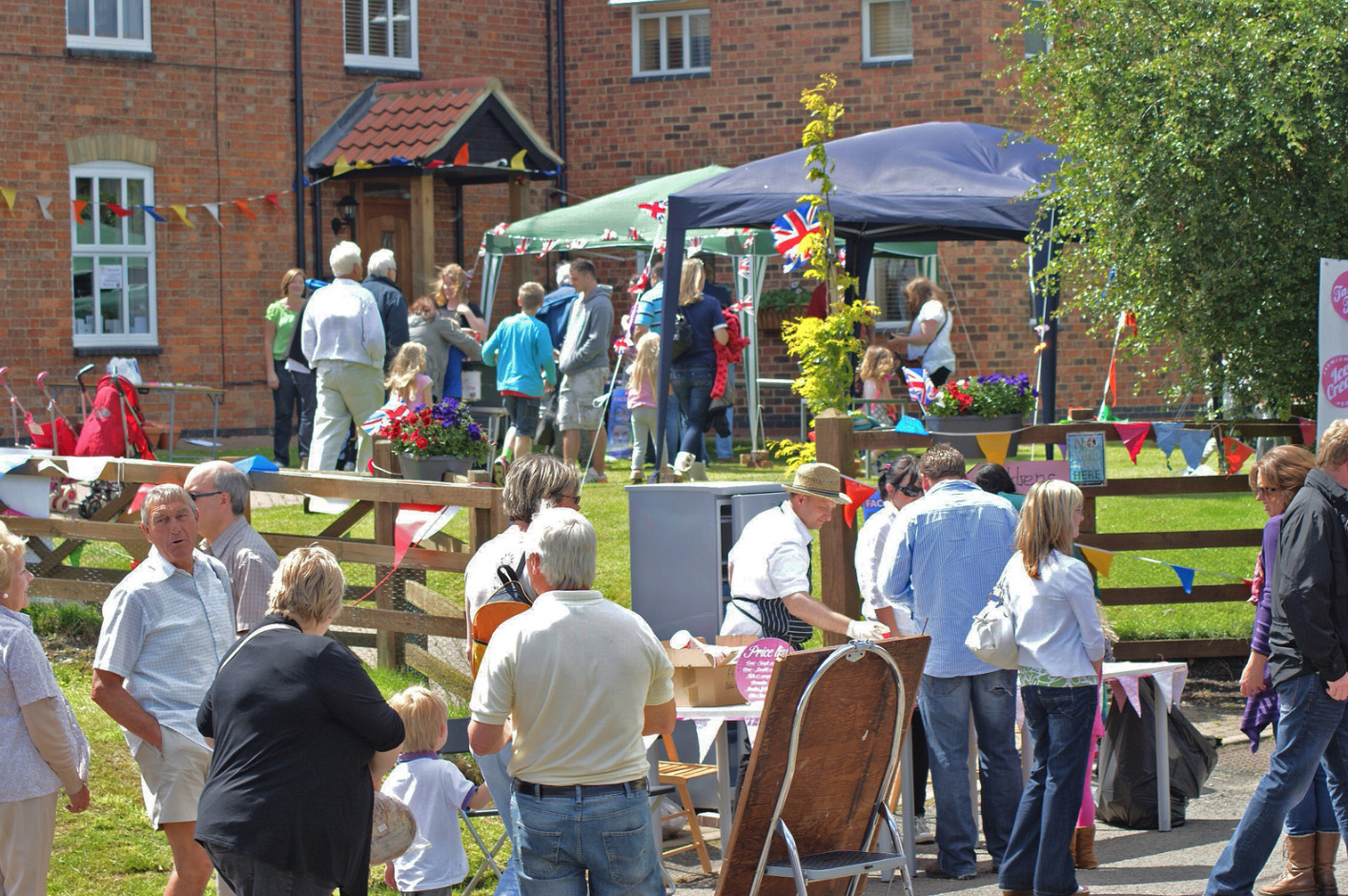Yelden Strawberry Fayre