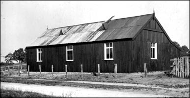 The original Yelden Village Hall