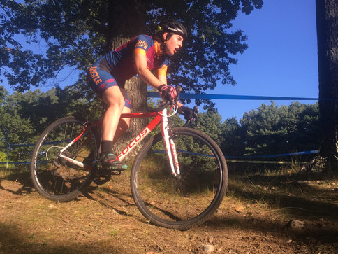 Race Reflections: Quad CX