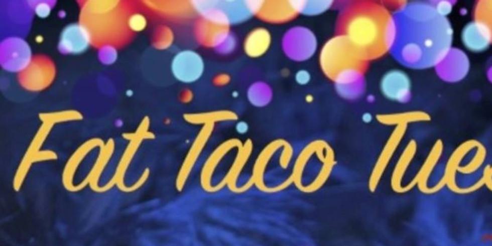 Fat Taco Tuesday Mardi Gras party!