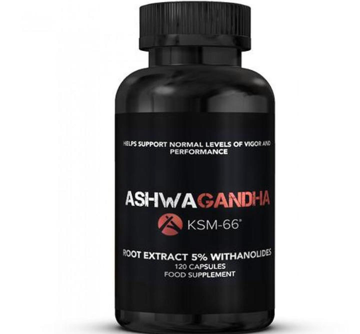 Strom Sports Ashwaghandha