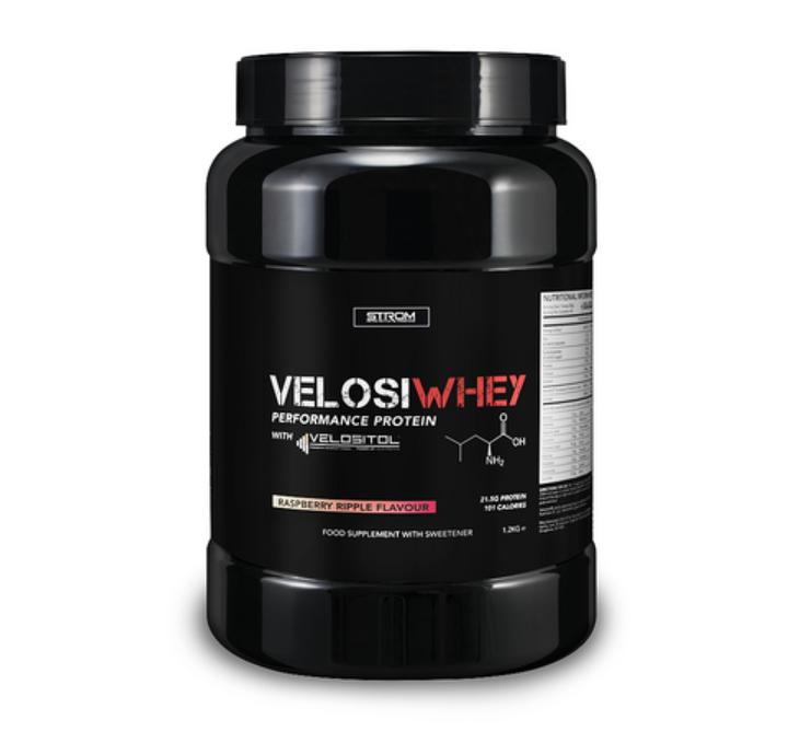Strom Sports VelosiWhey Protein