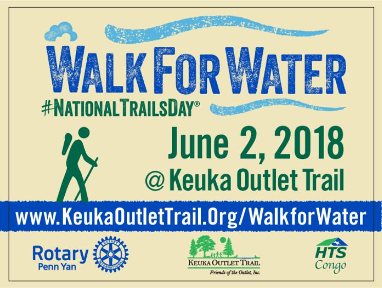 2018 walk for water graphic