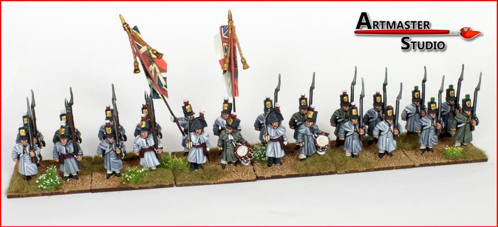Greatcoat regiment