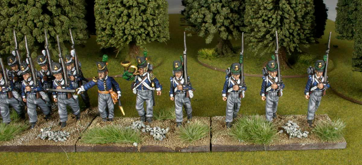 Belgian Infantry