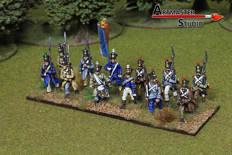 French Infantry