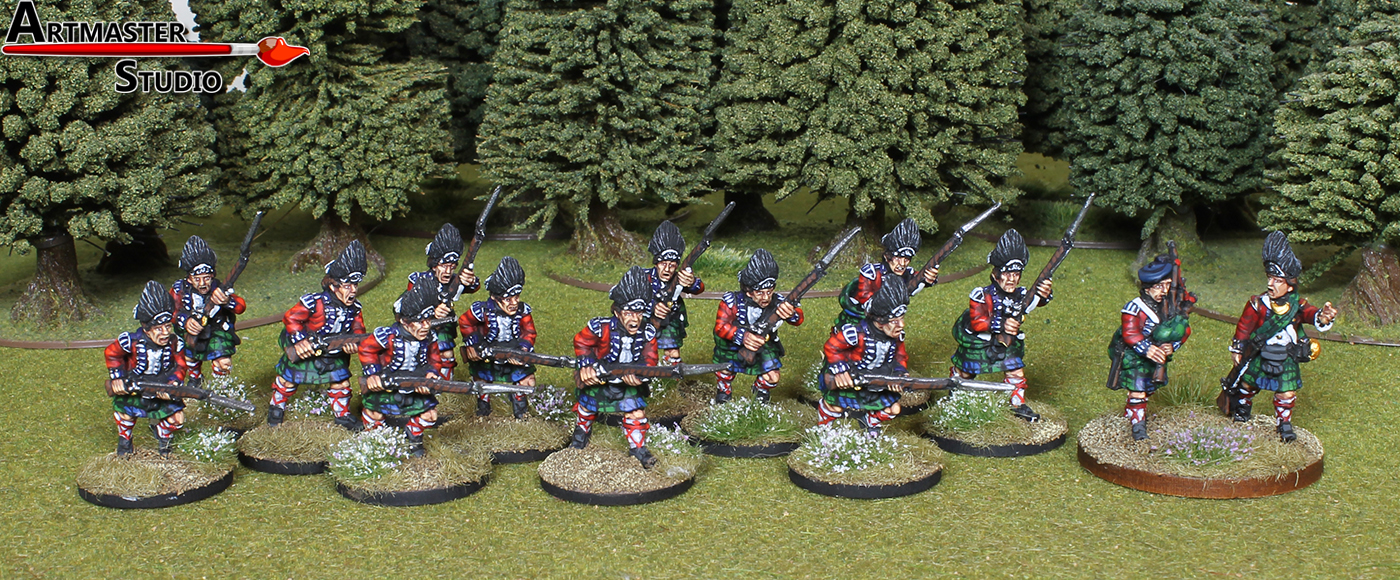 AWI British Grenadiers
