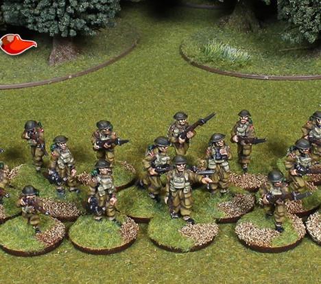 20mm British Infantry