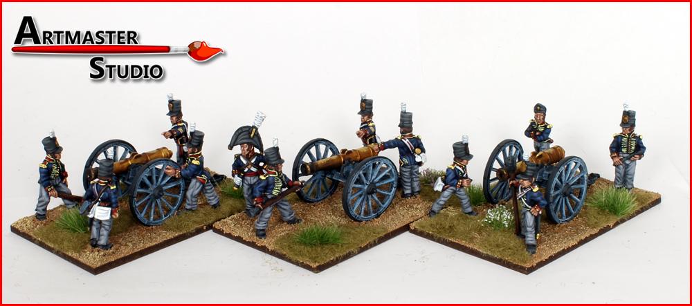British Artillery