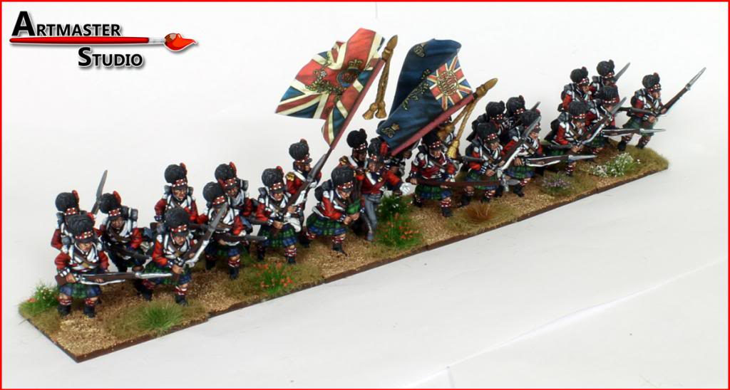 42nd Black Watch Highlanders