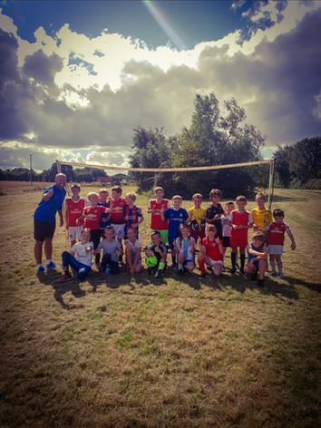 Adam Bradley Football Coaching