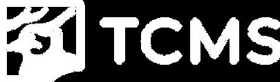 TCMS White Horizontal Logo.png