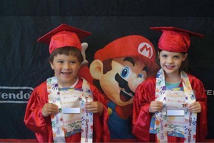 Preschool Graduation 2016!