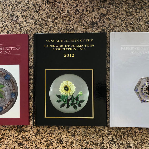Three PCA Auunal Bullatins