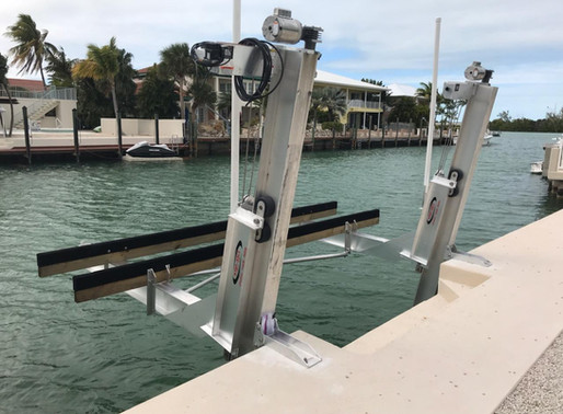 Monitor Your Zinc Anodes to Protect Your Boat Lift Investment