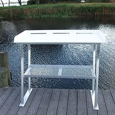Fish Cleaning Table four leg 20210306.jp