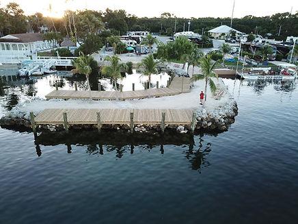 Hurricane Boat Lifts South Barge - Largo Marine Supply