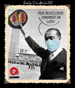Aniversário de Brasília, 60 anos