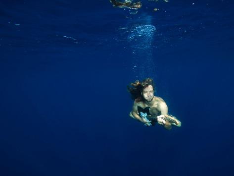 Nirvana underwater tribute
