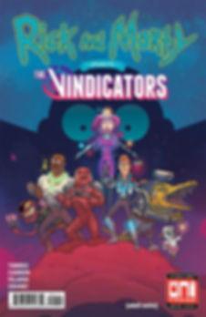 Rick and Morty Presents: The Vindicators
