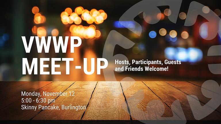 First Official VWWP Meet-Up
