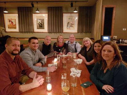 2018 Holiday Dinner