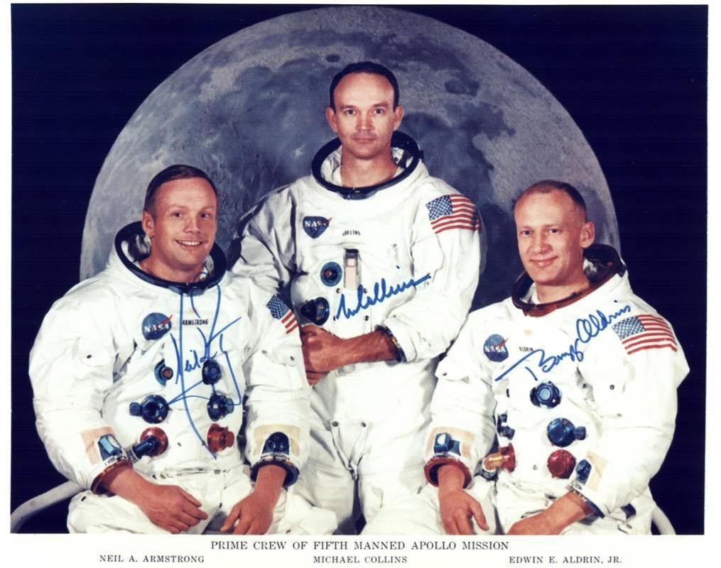 Tripulación Apolo 11