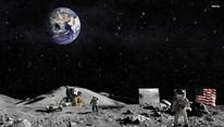 Arte libre - Misiones lunares