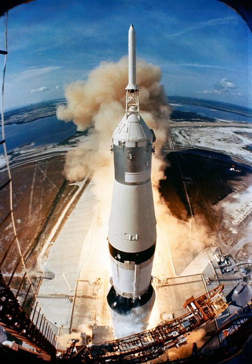 Launch of Apollo 11