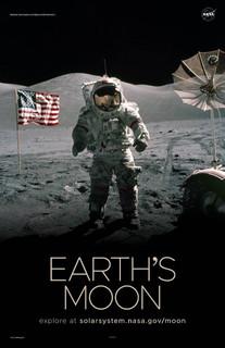 Poster conmemorativo NASA