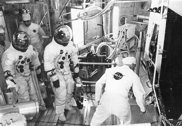 Preparing for Apollo 11