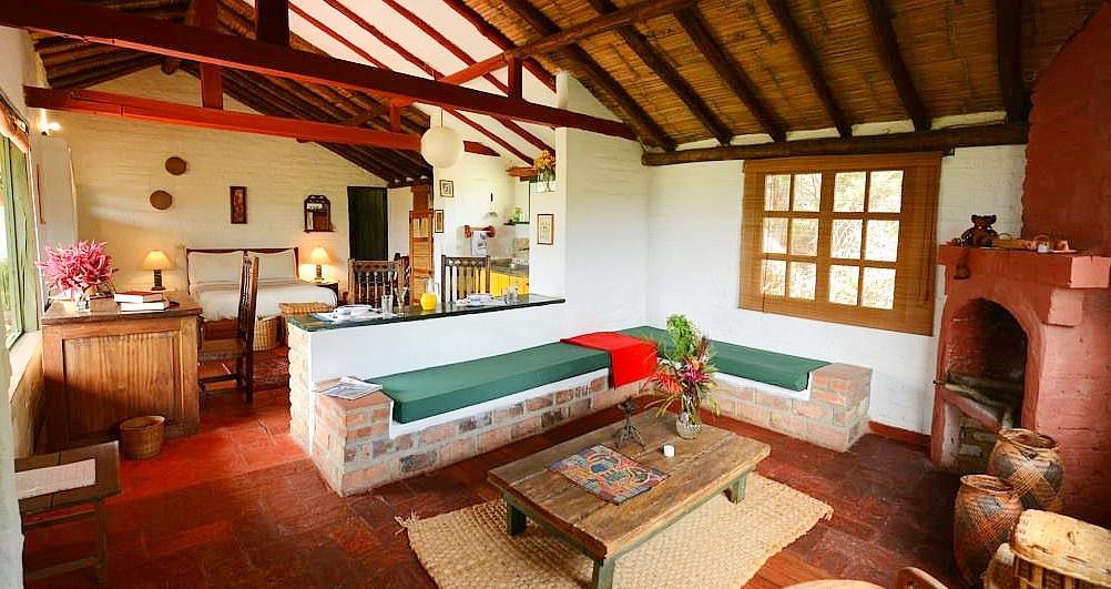 El Hayuelo Villa de Leyva Hotel Apartaes