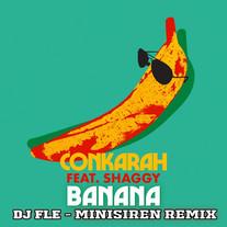 Conkarah ft Shaggy - Banana