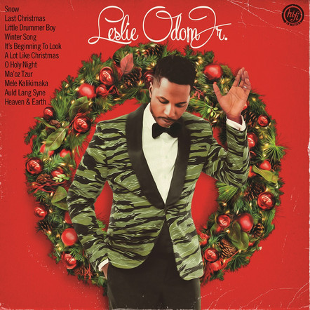 Leslie Odom Jr. - The Christmas Album