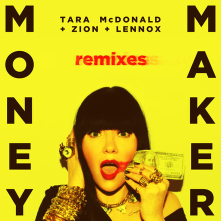 Tara McDonald_Money Maker (feat. Zion & Lennox)